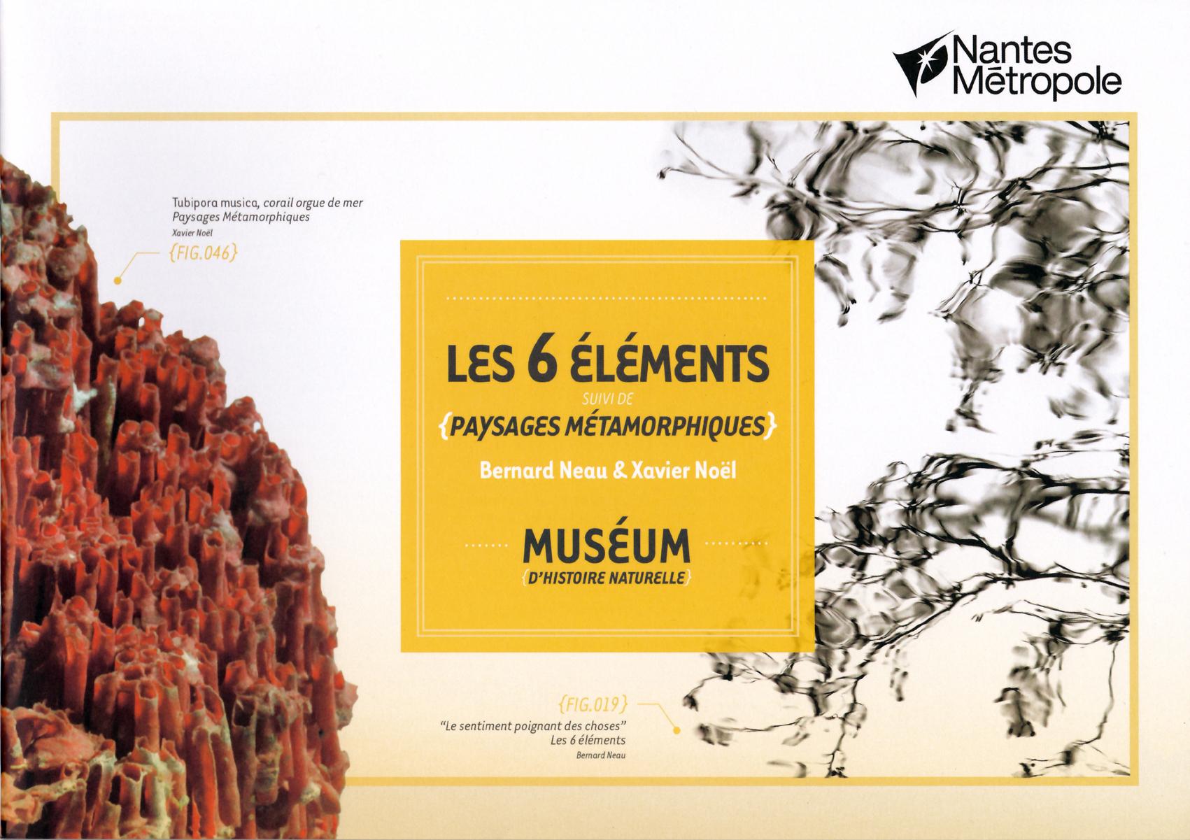 Les 6 éléments (2011-2015) - Bernard Neau