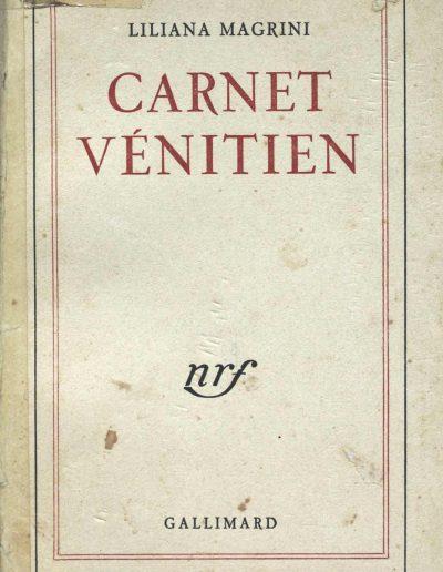 Carnet vénitien