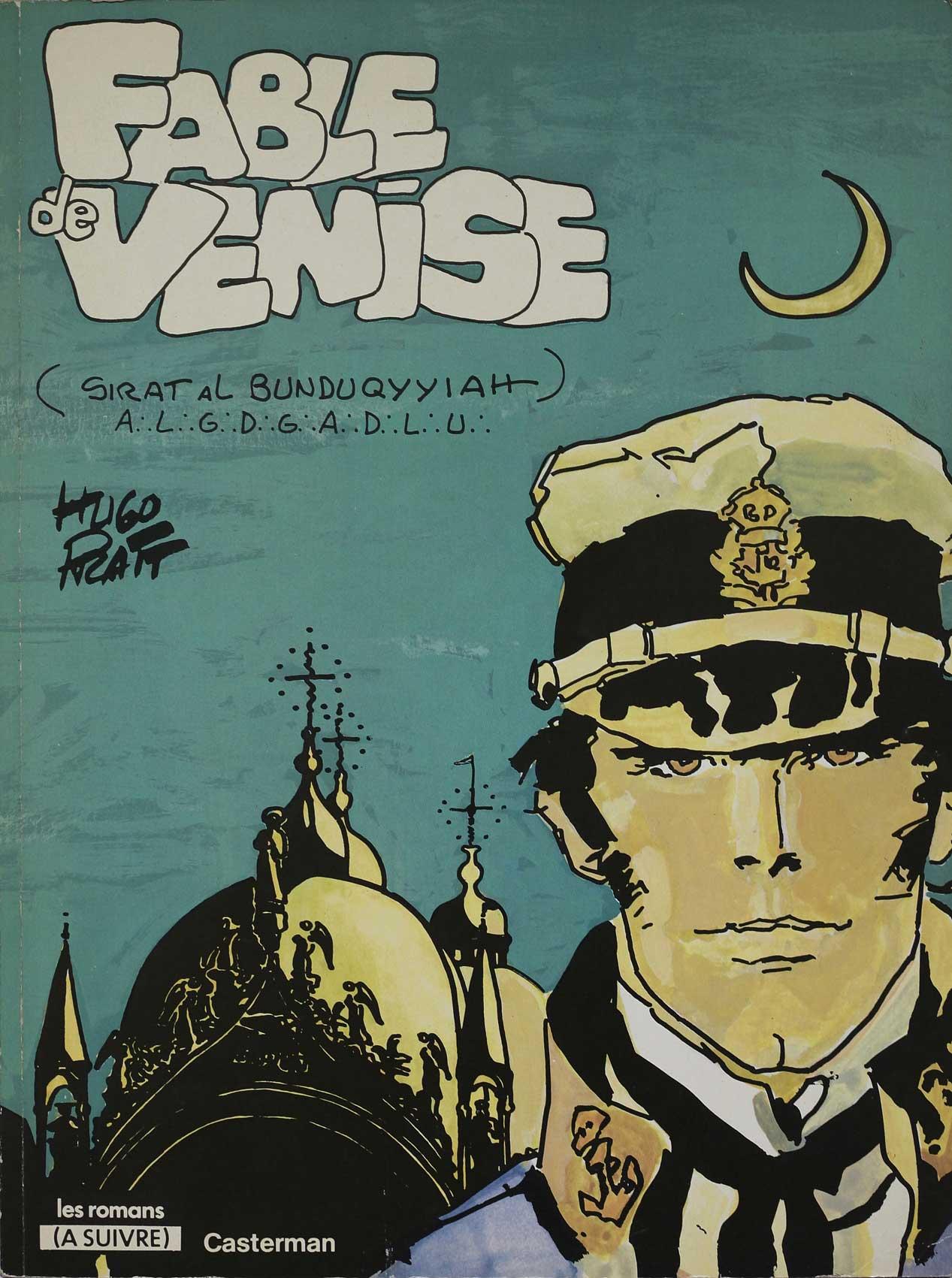 Fable de Venise, Hugo Pratt, Casterman 1981