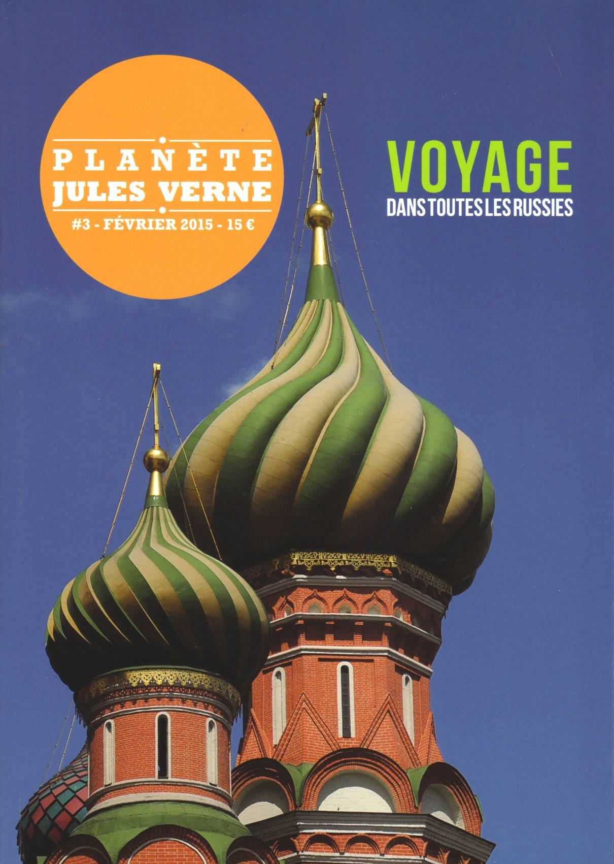 Planète Jules Verne n°3, Coiffard, février  2015