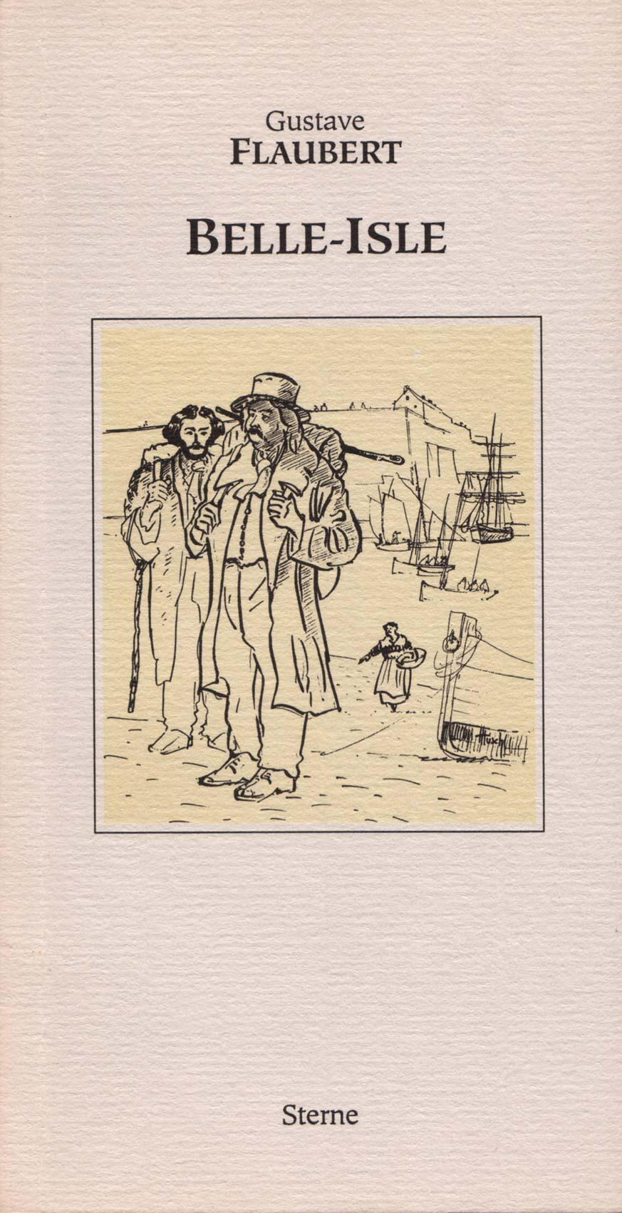 Flaubert, Belle-Isle, STERNE,1997