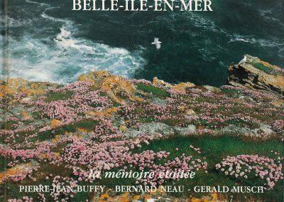 La mémoire étoilée - P.-J . Buffy, B. Neau, G. Musch - Sterne, 1992 première fois